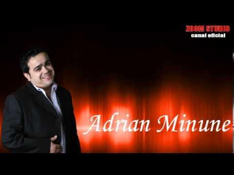 ADRIAN MINUNE - EU TE IUBESC MULT, ZOOM STUDIO