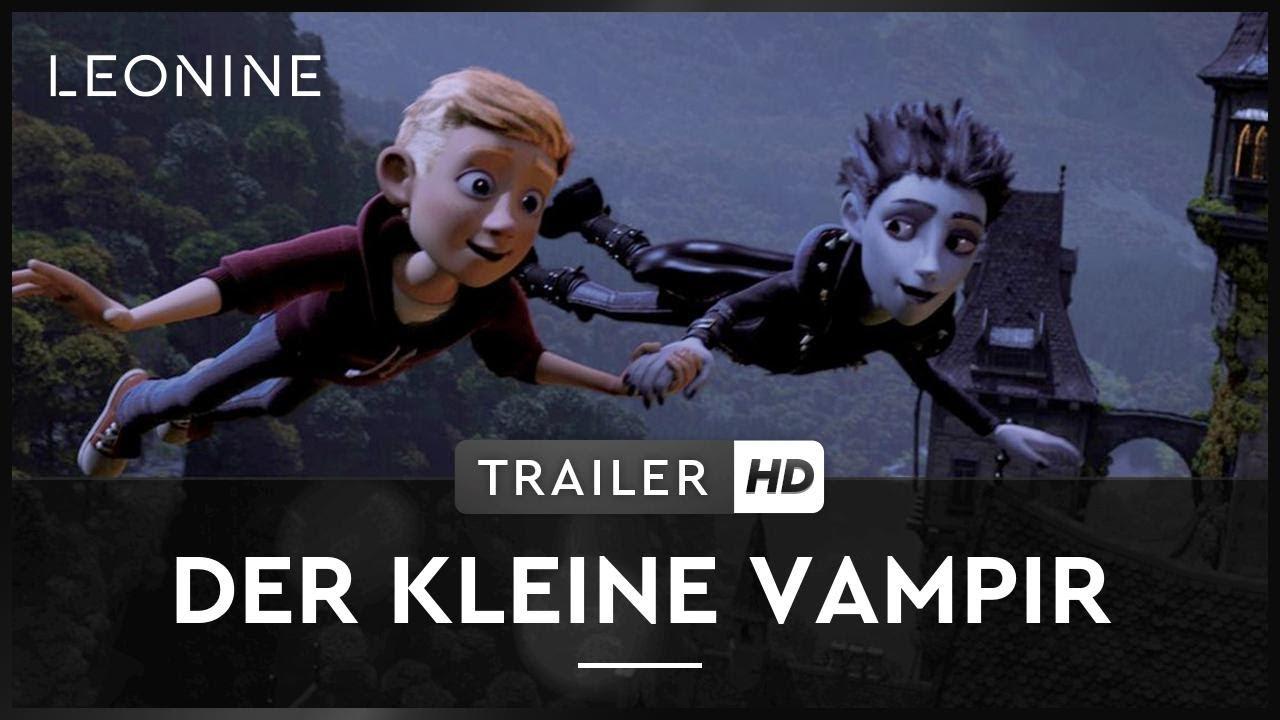 Der Kleine Vampir Trailer