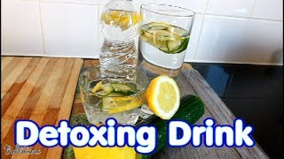 How To Make Simple Detoxing Water For Summer | Chef Ricardo Cooking
