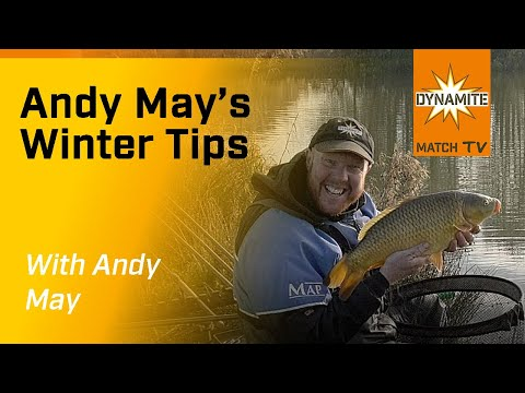 Match Fishing: Andy May's Top Five Winter Tips