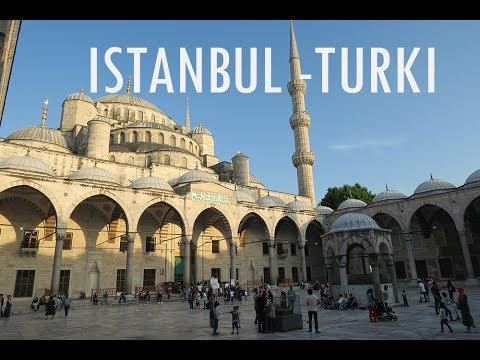 10 Jam Di Kota Istanbul