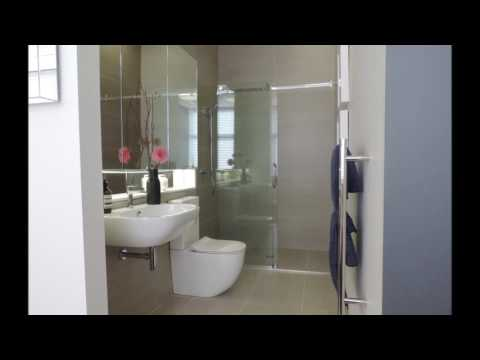 The CAB Apartments, Auckland - Tom Faye - Bathroom Layout