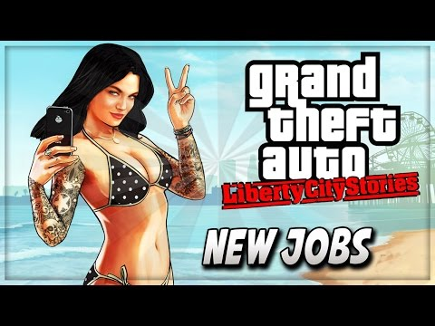 GTA 5 Liberty City Player-Created Jobs! (GTA 5 Online Gameplay)