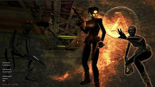 Half-life mod: Female Assassin (test)