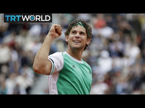 Interview with Dominic Thiem ahead of Wimbledon