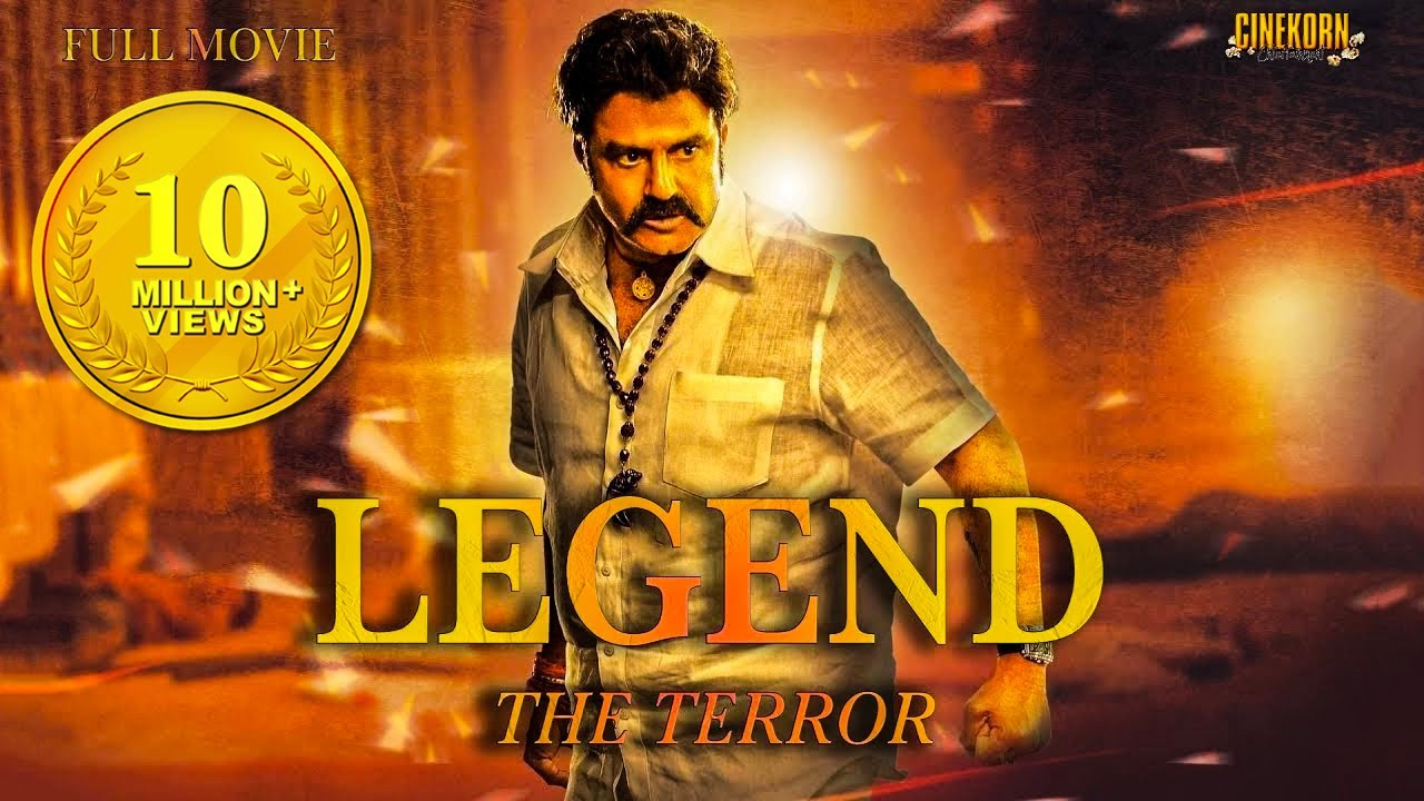 Download Legend The Terror Hindi Dubbed 2020 New Movie | Simha Hindi Dubbed Action Movie