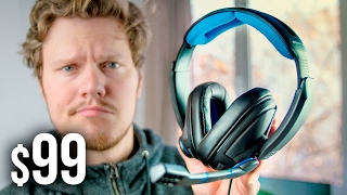 the Perfect 99 Gaming Headset?