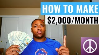 HOW TO MAKE $2000 A MONTH ON CRAIGSLIST
