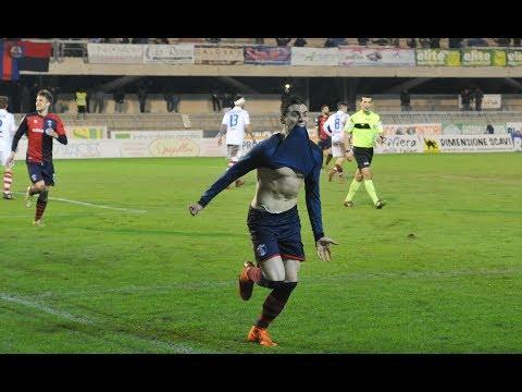 Sambenedettese - Vicenza 2-1, Highlights / Serie C Girone B 2017-18