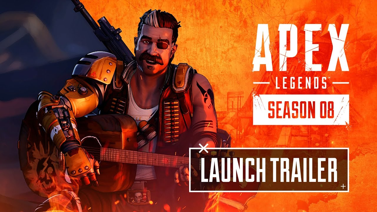 Apex Legends Season 8 – Mayhem Launch Trailer | PS4, PS5