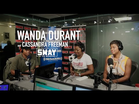 "Kevin Durant's Mom, Wanda Durant & Cassandra Freeman Speak on ""The Real MVP: The Wanda Durant Story"""