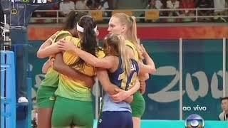 POG 2008 Quarterfinals: Brazil x Japan