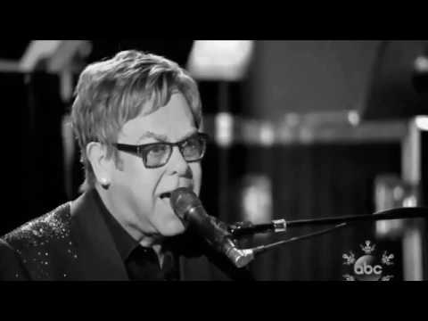 Elton John - Tonight | George Michael version | Karaoke Cover