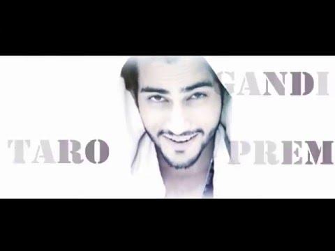 Ey Gandi Taro Prem - The Official Music Video Ft Strange Parth Patel