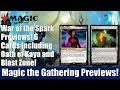 MTG War of the Spark Previews: 6 Cards Including Oath of Kaya and Blast Zone