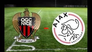 Ницца  - Аякс | Лига чемпионов | Квалификация | Nice - Ajax | Прогноз на 26.07.17