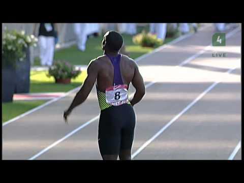 100m - Nesta Carter - 9.78 - Rieti 2010