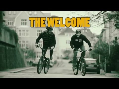The Welcome to ECHO dot BIKE