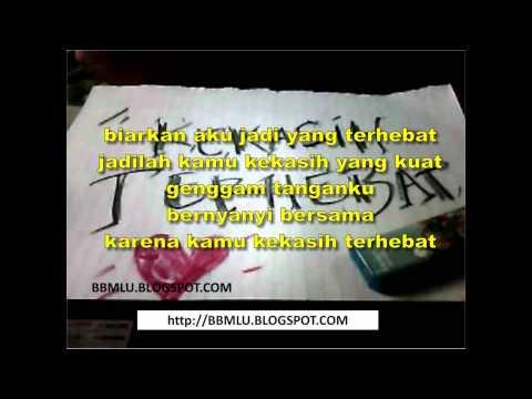 Anji - Kekasih Terhebat (karaoke) | LIRIKMUSIK10
