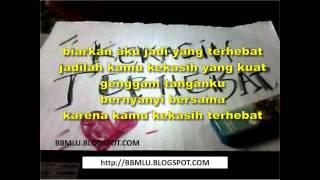 anji kekasih terhebat karaoke lirikmusik10
