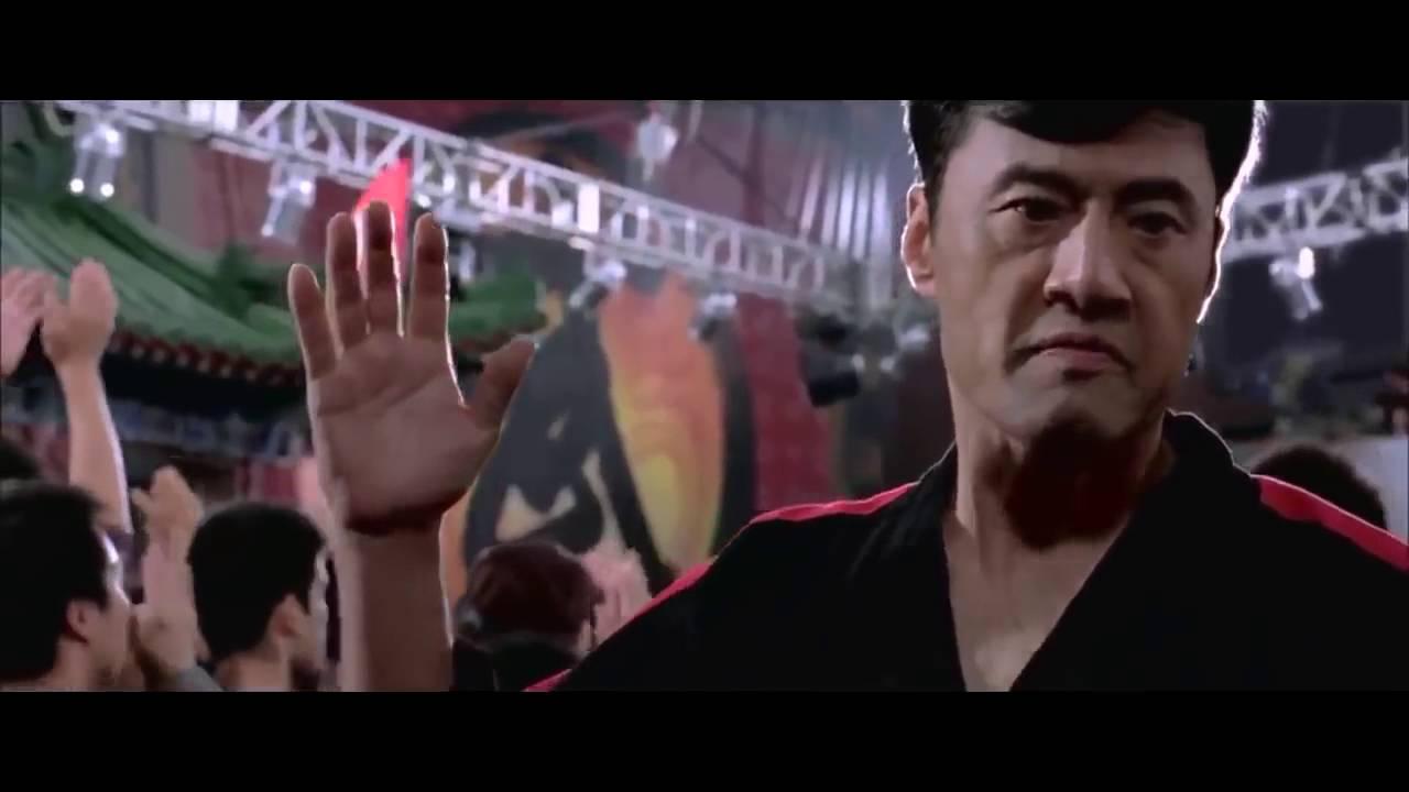 Download المقطع المحذوف من فيلم جاكي شان الرائع (the karate kid )