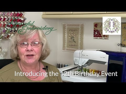 Introduction to the 12th Birthday Event