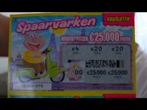 HOOFDPRIJS VAN 25.000 EURO!!!