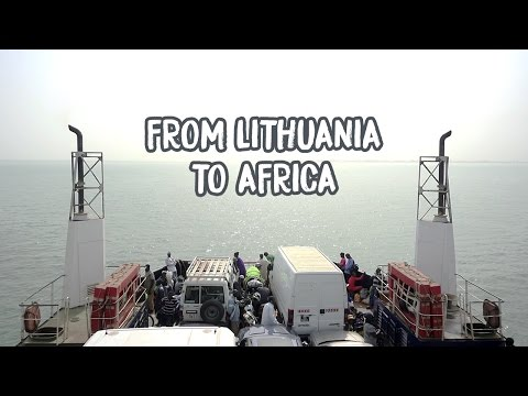 From Lithuania to Africa PART 3