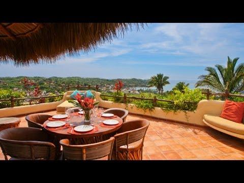 Sayulita Vacation Rental: Casa Margarita del Cielo Villa