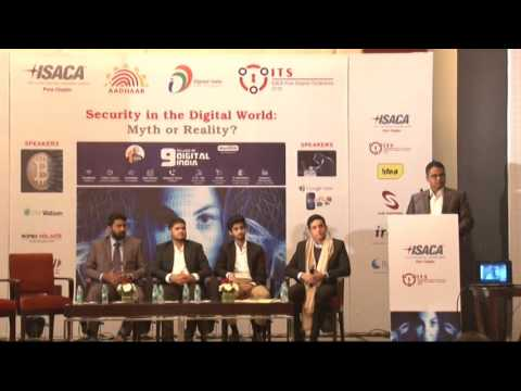 ISACA ITS Pune 2016_Crypotocurrency Blockchain and Bitcoin Raunaq Vaisoha2