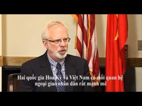 Closing message from U.S. Ambassador to Vietnam David Shear