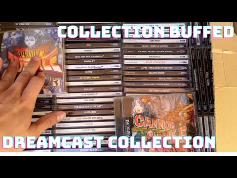 This was an expensive Dreamcast collection |