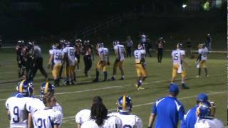 Stafford vs James Monroe High School Sept 2, 2011 SHS Touchdown Catch