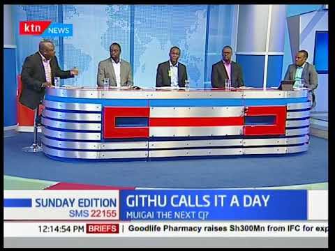 Sunday Edition: Githu Muigai resigns as Attorney General