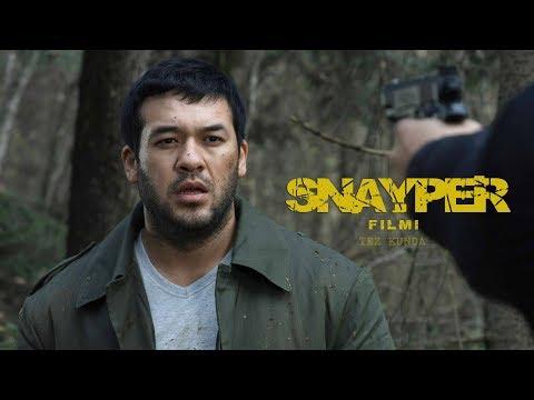 "Ulug'bek Qodirov ""Snayper"" filmida. Kaskadyorsiz jang sahnasi"