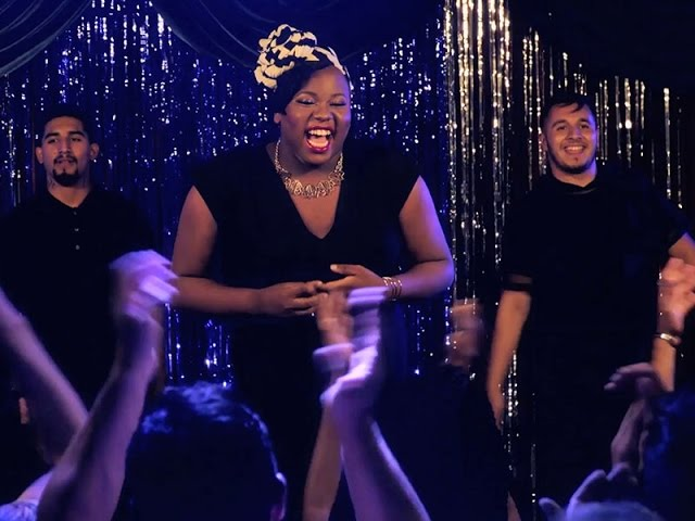 Start Talking. Stop HIV. Music Video featuring Alex Newell