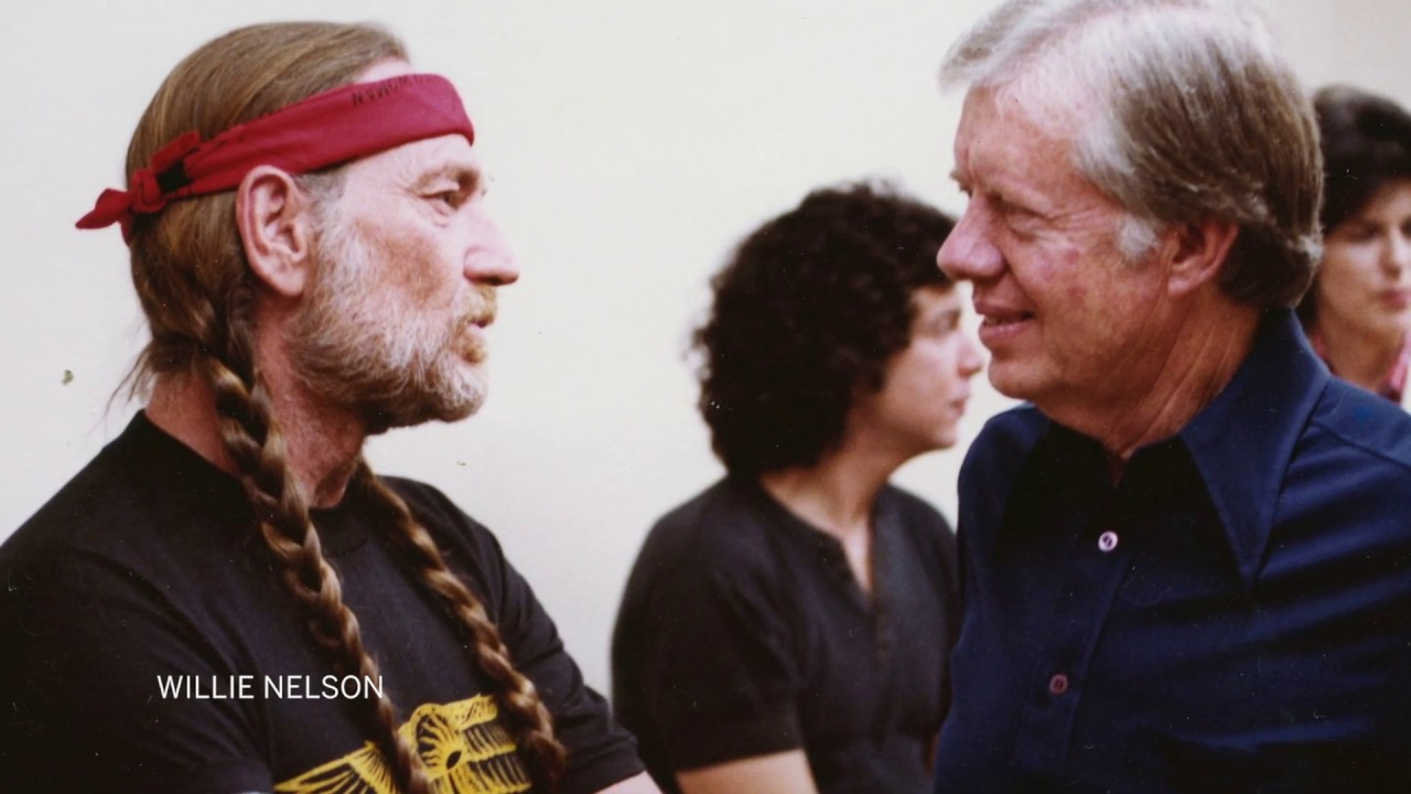 JIMMY CARTER ROCK & ROLL PRESIDENT (2020) | Official Clip - YouTube