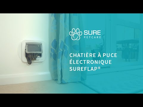 Chatiere Sureflap A Puce Electronique Zooplus