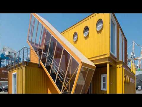 shipping container house perth
