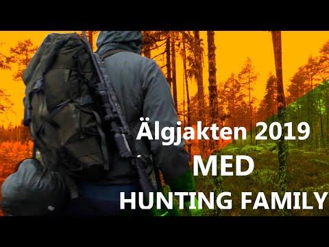 Älgjakten Som älgjakten är #ÄLGJAKT | Hunting Family