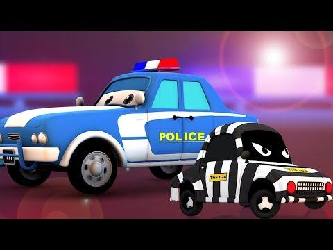 шериф сейчас здесь | дорога рейнджеры | Road Rangers | 3D Songs For Children | Sheriff Is Here Now