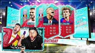 FIFA 20: Fut Birthday Pack Opening ESKALATION  + WL Start !!