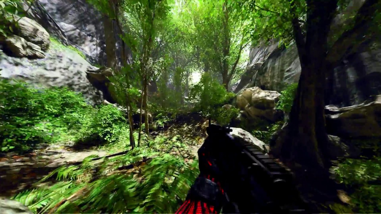 crysis 1 ultra graphics mod download