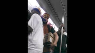 #4 Train man recent video