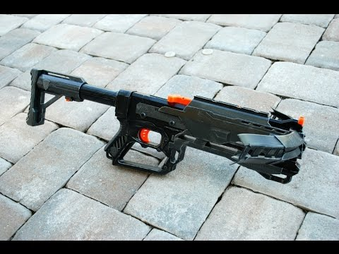 [MOD] Painted Nerf Crossfire Bow - Contest Prize #1