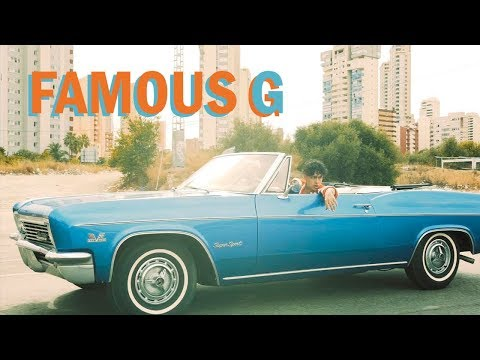 Alemán - Famous G Ft. Fntxy (Video Oficial)