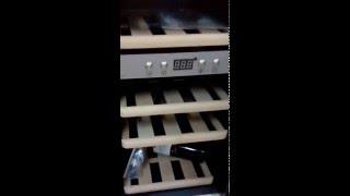 Обзор винного шкафа Caso Winemaster 24 от ХранительВин