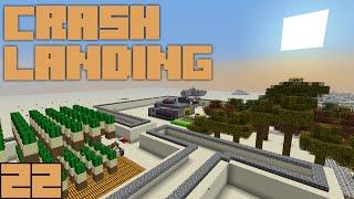 Minecraft Crash Landing - Quest Time [E22]