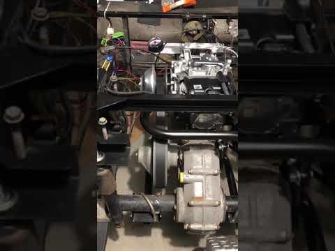 Doing a Vegas Carts 625cc Engine Conversion on 1997 EZGO TXT