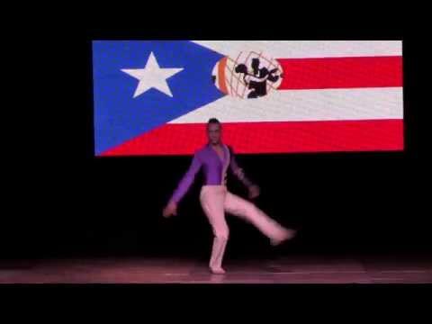 Anthony Cruz,PR, Final Round,Male Soloist Champion,PRSC 2013,Official Video